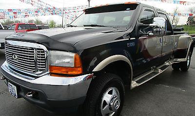 Ford : F-350 Lariat LE Crew Cab Lariat LE 7.3 Diesel