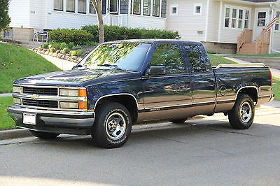Chevrolet : C/K Pickup 1500 Silverado 1996 chevrolet c 1500 silverado 5.7 l southern truck great shape