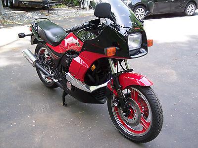 Kawasaki : Other kawasaki gpz 750 turbo