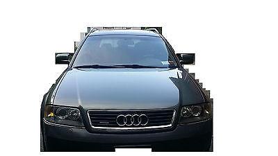 Audi : Allroad Base Wagon 4-Door 2001 audi allroad quattro base wagon 4 door 2.7 l