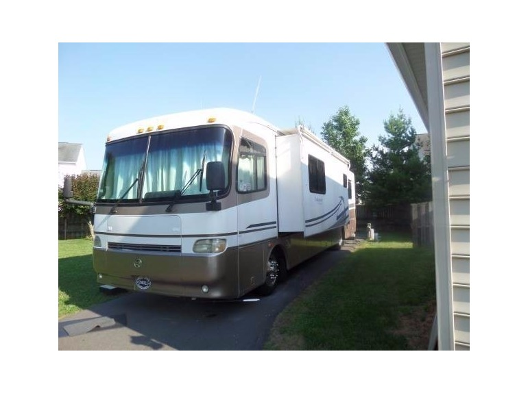 1998 Holiday Rambler Endeavor 38PBD
