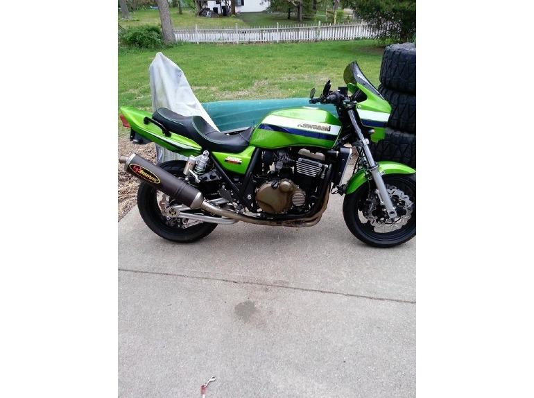 2005 Kawasaki Zrx 1200R