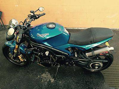 Triumph : Speed Triple Triumph Speed Triple