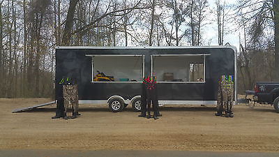 2015 28' ATC Trailer 100% Aluminum Like New