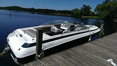 1994 Cobalt 220 - Bowrider, Volvo 5.7 injected, dual prop - great condition!!