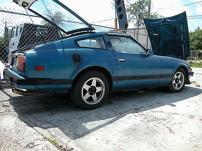 Nissan : 280ZX 2+2 Turbo Coupe 2-Door 1982 nissan 280 zx turbo coupe 2 door