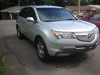 Acura : MDX technology and entertainment package Acura MDX Tech & Entertainment Package