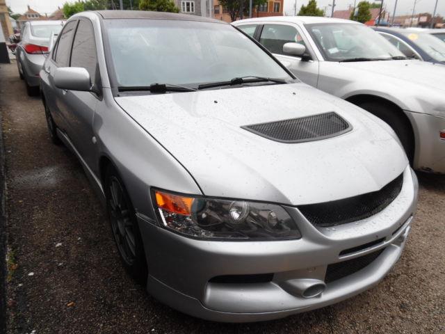 Mitsubishi Evolution Cars For Sale In Chicago Illinois