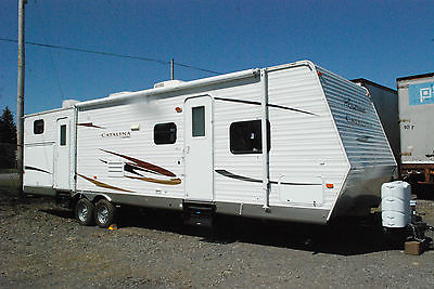 2011 35' Coachmen Catalina Travel Trailer 32 BHS