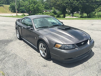 Ford : Mustang Mach I Coupe 2-Door 2003 ford mustang mach i 4.6 l vortech supercharged mach 1 cobra low miles 56 k