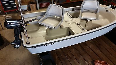 Bass Hound 9.4 Bass Fishing Boat