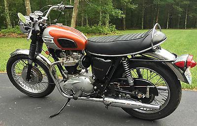 Triumph : Bonneville 1969 triumph bonneville