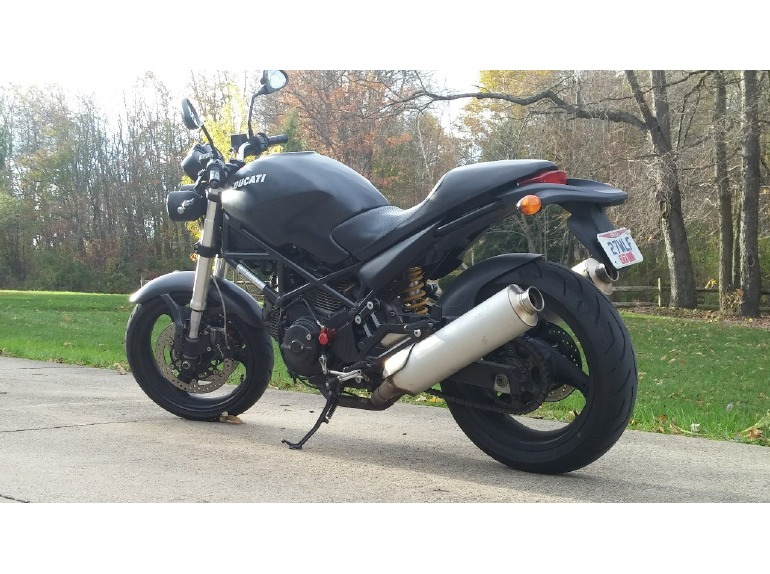 ducati monster 695 motorcycles for sale in ohio. Black Bedroom Furniture Sets. Home Design Ideas