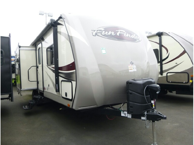 2016 Cruiser Rv Fun Finder F266KIRB