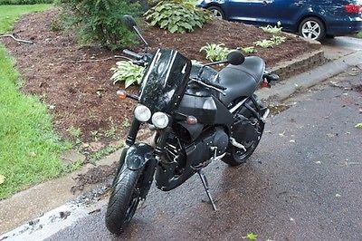 Buell : Lightning Buell Lightning Long 2009 with extras