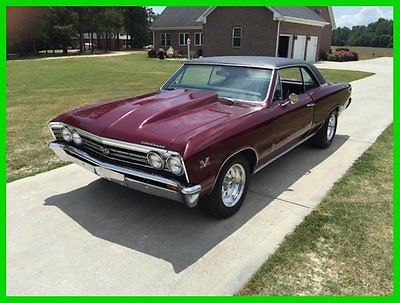 Chevrolet : Chevelle SS 427 BIG BLOCK TRIBUTE-FROM NORTH CAROLINA 1967 ss 427 big block tribute from north carolina chevelle