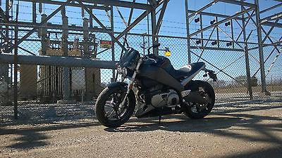 Buell : Lightning 2007 buell xb 12 scg lightning like new