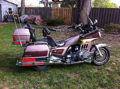 Image Result For Honda Goldwing First Year Fuel Injection