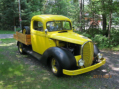 Ford : Other Pickups original 1939 ford pickup flathead street rod