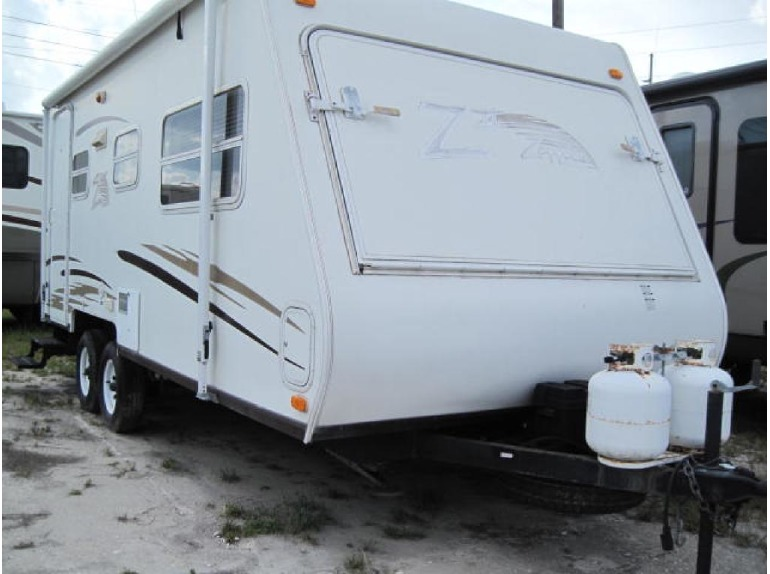 2007 Keystone Zepplin EZ 190