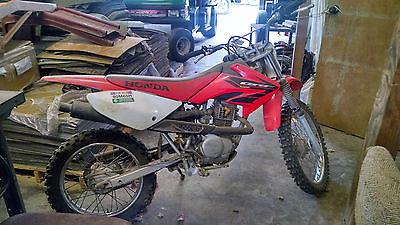 Honda : CRF 2004 honda crf 100 f