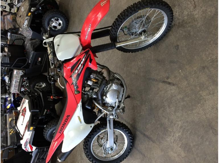 2006 Honda CRF150F