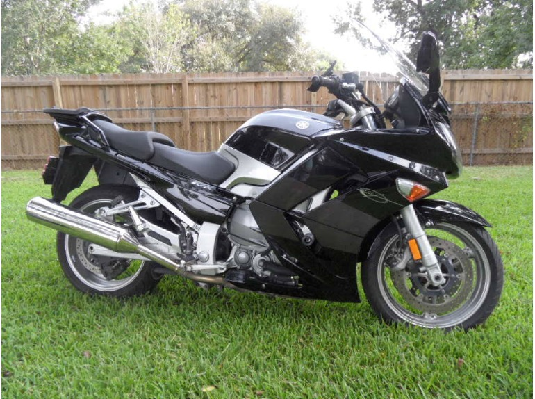 2008 Yamaha Fjr1300 A