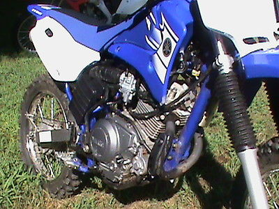 Yamaha : Other 2007 yamaha 125 ttr l 25 original miles new condition
