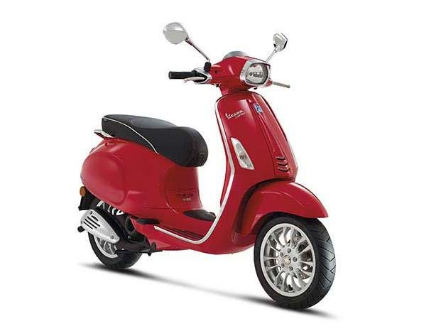 2015  Vespa  Sprint 150 ABS