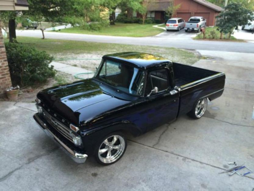 1966 Ford F100 Cars for sale