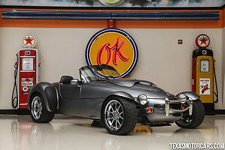Other Makes : Roadster ANNIVERSARY 1999 panoz aiv anniversary 1 of 3 built w factory super charged call brian
