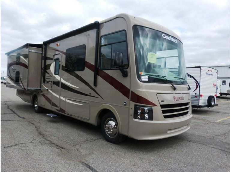 2016 Coachmen Rv Pursuit 33 BH