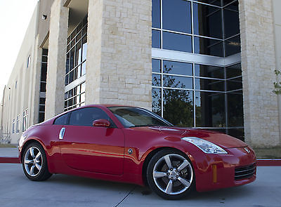 Nissan : 350Z Enthusiast 2008 nissan 350 z enthusiast coupe 29 k miles clean carfax 1 owner
