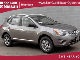 New 2015 Nissan Rogue Select S