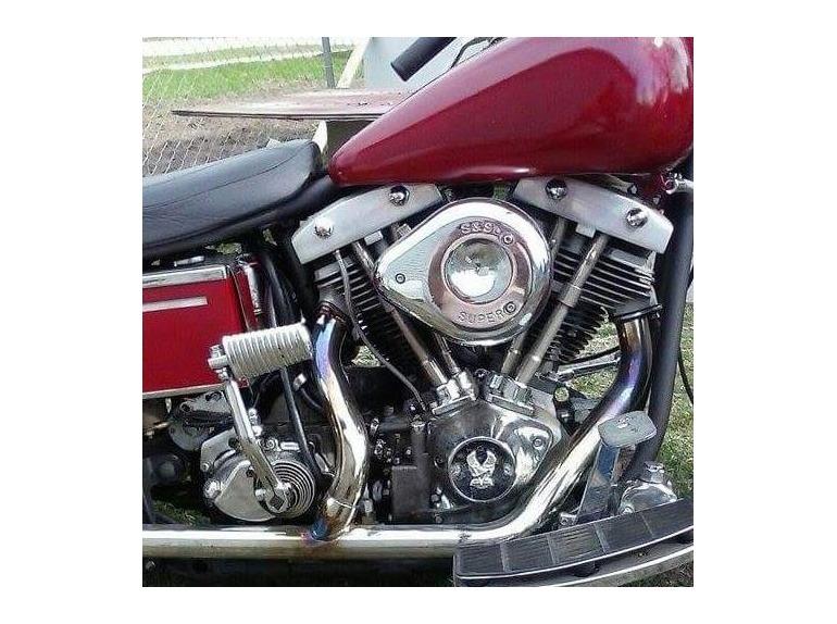 1976 Harley-Davidson Shovelhead