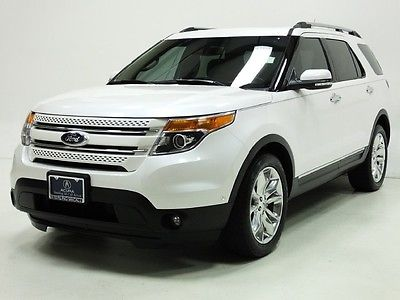Ford : Explorer Limited NAV REAR CAM BLIND SPOT MONITOR FORD: EXPLORER LTD 2014 NAV REAR CAM COOLED LEATHER MOON ROOF BLUETOOTH BSM