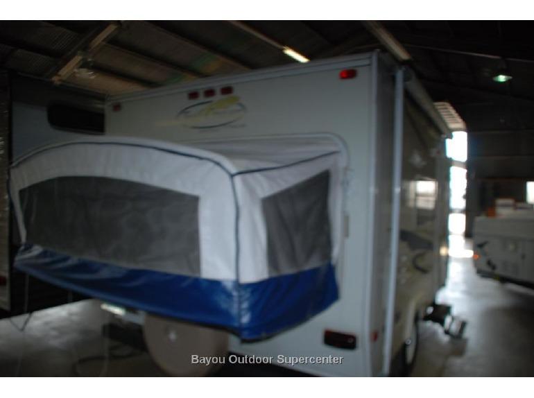 2007 R-Vision Hybrid Trail Cruiser 17'