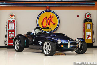 Other Makes : Roadster AIV 1998 panoz roadster aiv low miles very rare perfect condition call brian
