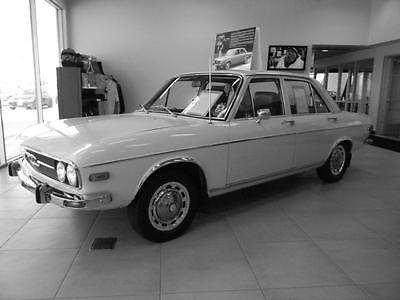 Audi : 100 100 LS 1972 audi 100 ls