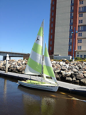 1975 Dart 17 sailboat by sunsail. Tons of extras! price reduction!