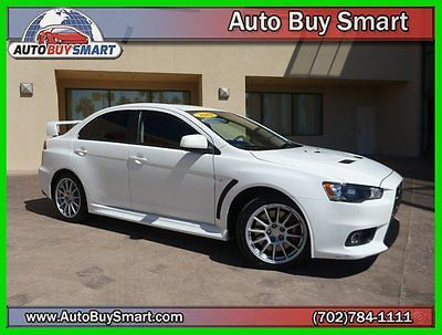 Mitsubishi : Evolution GSR 2011 gsr used turbo 2 l i 4 16 v manual awd sedan premium