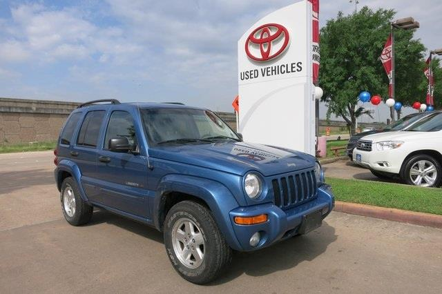 2003 jeep liberty limited edition cars for sale. Black Bedroom Furniture Sets. Home Design Ideas