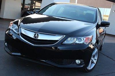 Acura : Other Premium Pkg 2013 acura ilx premium pkg blk blk 1 owner clean carfax like new warranty