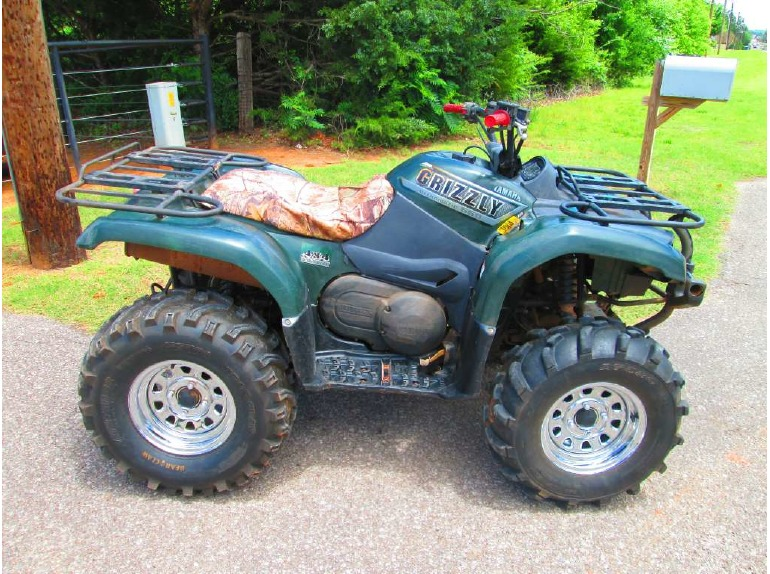 2002 yamaha grizzly 660 motorcycles for sale. Black Bedroom Furniture Sets. Home Design Ideas