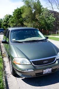 Ford : Windstar SEL 2002 ford windstar 125 k