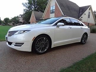 Lincoln : Other Hybrid 1 owner nonsmoker pano roof nav rear cam hybrid perfect carfax