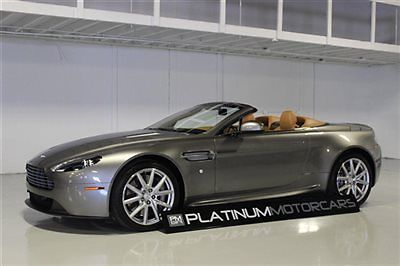 Aston Martin : Other Convertible Sportshift 2012 aston martin vantage roadster fresh dealer service stunning car