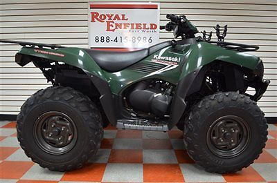 Kawasaki : Other BRUTE FORCE 650 4X4i 2006 kawasaki brute force 650 i 4 x 4 low miles winch nice atv financing call now