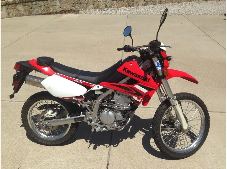 2009 kawasaki klx 250s dual sport motorcycles for sale. Black Bedroom Furniture Sets. Home Design Ideas