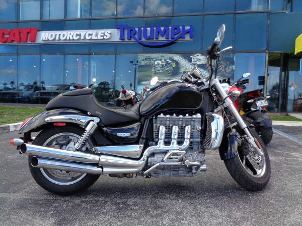 2006 triumph rocket iii motorcycles for sale. Black Bedroom Furniture Sets. Home Design Ideas